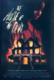 The House of the Devil (2009) cover