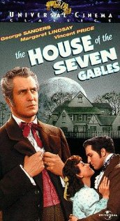 The House of the Seven Gables (1940) cover