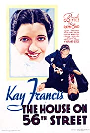 The House on 56th Street (1933) cover