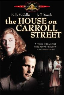 The House on Carroll Street (1988) cover