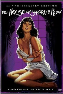 The House on Sorority Row (1983) cover