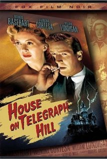 The House on Telegraph Hill (1951) cover