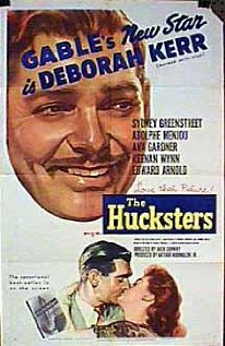 The Hucksters (1947) cover