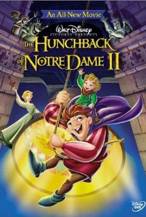 The Hunchback of Notre Dame II (2002) cover