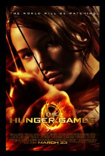 The Hunger Games (2012) cover
