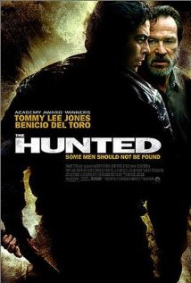 The Hunted 2003 poster