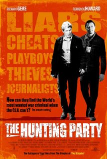 The Hunting Party 2007 poster