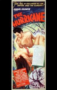 The Hurricane (1937) cover
