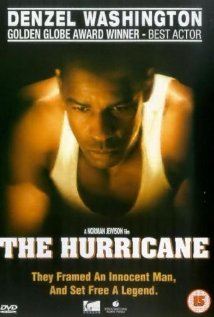 The Hurricane (1999) cover