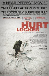 The Hurt Locker 2008 poster