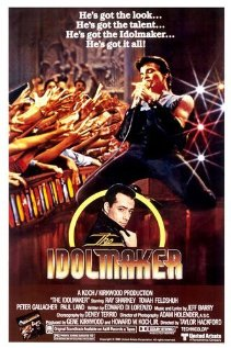 The Idolmaker (1980) cover