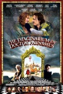 The Imaginarium of Doctor Parnassus 2009 poster