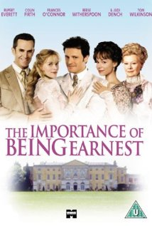 The Importance of Being Earnest (2002) cover