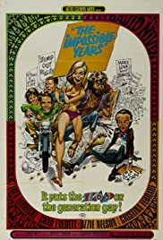 The Impossible Years (1968) cover