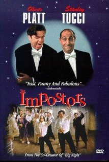 The Impostors (1998) cover