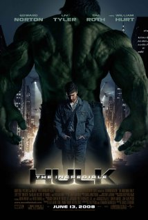 The Incredible Hulk (2008) cover