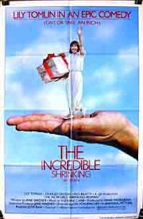 The Incredible Shrinking Woman (1981) cover