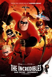 The Incredibles (2004) cover