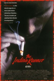 The Indian Runner (1991) cover