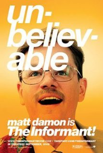 The Informant! (2009) cover
