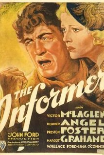 The Informer (1935) cover