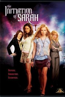 The Initiation of Sarah (2006) cover
