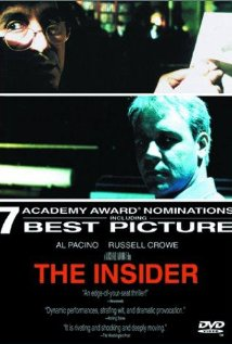 The Insider 1999 poster
