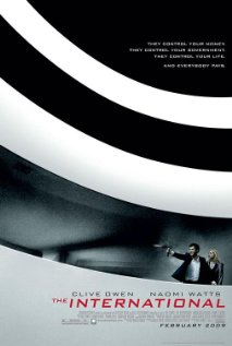 The International (2009) cover