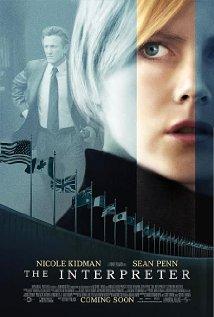 The Interpreter (2005) cover