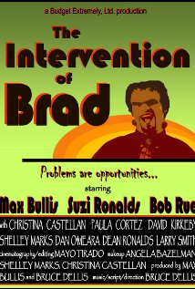 The Intervention of Brad (2006) cover