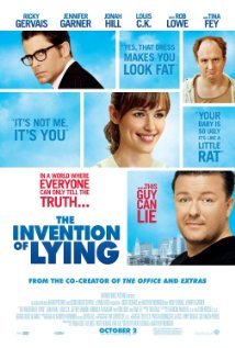 The Invention of Lying (2009) cover