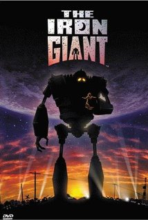The Iron Giant (1999) cover