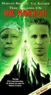 The Island of Dr. Moreau (1996) cover