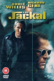 The Jackal (1997) cover