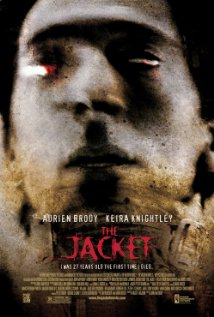 The Jacket (2005) cover