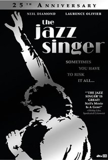 The Jazz Singer (1980) cover