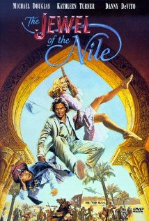 The Jewel of the Nile (1985) cover