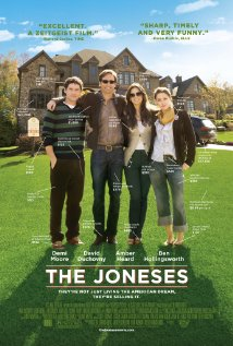 The Joneses (2009) cover