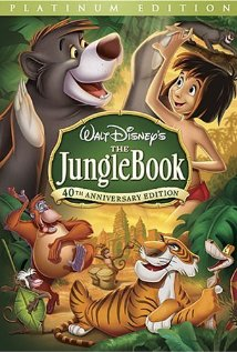 The Jungle Book 1967 poster