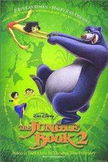 The Jungle Book 2 (2003) cover
