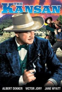 The Kansan (1943) cover