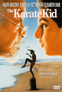 The Karate Kid (1984) cover