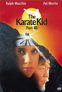 The Karate Kid, Part III (1989) cover