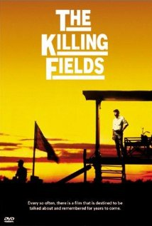 The Killing Fields (1984) cover