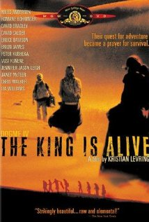 The King Is Alive (2000) cover