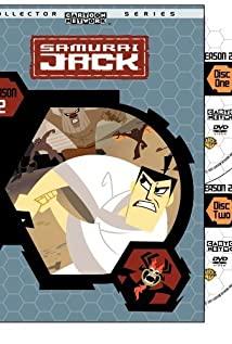 Samurai Jack 2001 poster