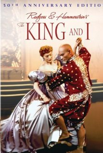 The King and I (1956) cover