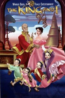 The King and I (1999) cover