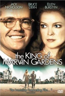 The King of Marvin Gardens 1972 poster