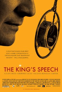 The King's Speech 2010 poster